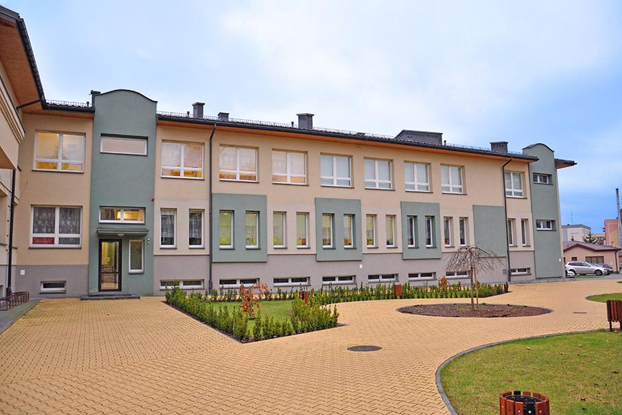 budynek przedszkiola w Pajęcznie